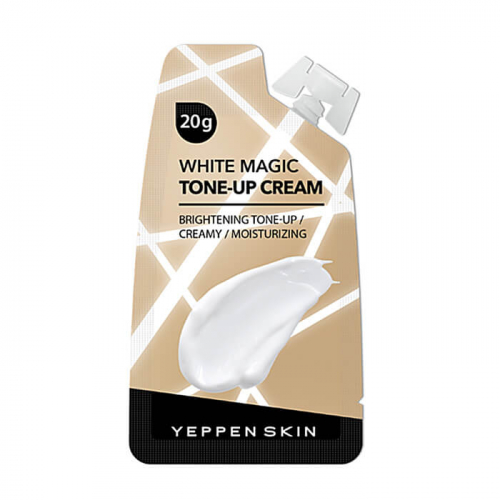 YEPPEN SKIN WHITE-COLORED Крем для выравнивания тона кожи