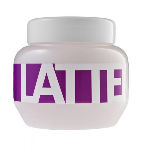 KALLOS Маска ЛАТТЕинтенсивное питатение волос с молочным протеином, 275 ml