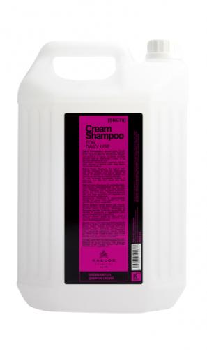KALLOS ПРОФЕССИОНАЛЬНЫЙ Шампунь - крем-уход для нормальных волос, 5000 ml