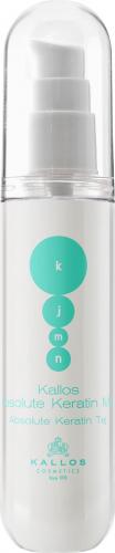 KJMN КЕРАТИНОВОЕ ЛЕЧЕНИЕ ВОЛОС 14 в 1 несмываемый кондиционер с кератином, маслами и витаминами, 200 ml