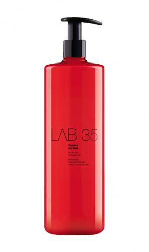 LAB Маска с натуральным кератином рожкового дерева для укрепления сухих, поврежденных волос.Инновационная формула Keratrix 500 ml. Без сульфатов и папрабенов.