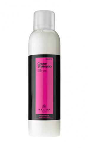 KALLOS ПРОФЕССИОНАЛЬНЫЙ Шампунь - крем-уход для нормальных волос, 700 ml
