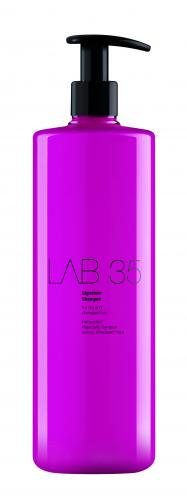 LAB Специальный шампунь - Нежный для укрепления сухих, поврежденных волос.Инновационная формула Keratrix 500 ml