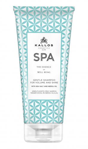 SPA-Увлажняющий шампунь с экстрактом водорослей и оливковым маслом, 200 ml