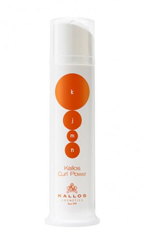 KJMN Спрей для укладки вьющихся и кудрявых волос, 100 ml