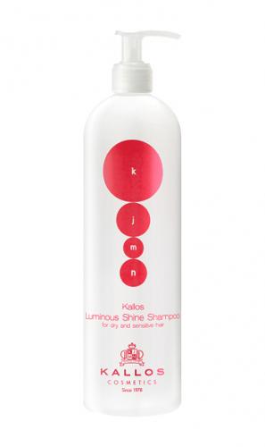 KJMN Шампунь LUMINOUS SHINE для зеркальногоблеска волос, 500 ml