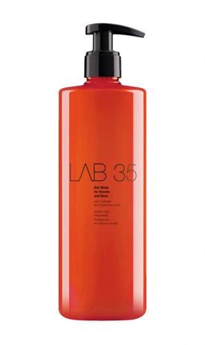 LAB Маска для объема и блеска волос