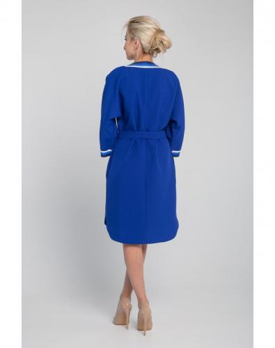 Платье 0123-01-12-00 Синий