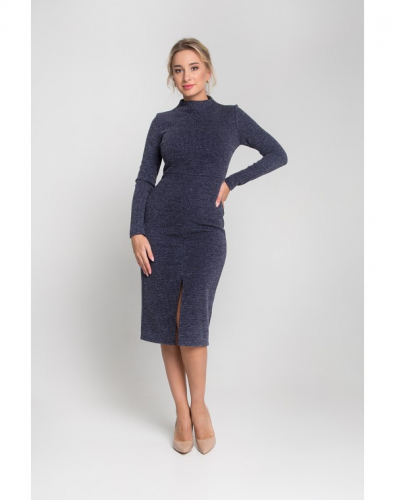 Платье 0161-01-19-00 Синий