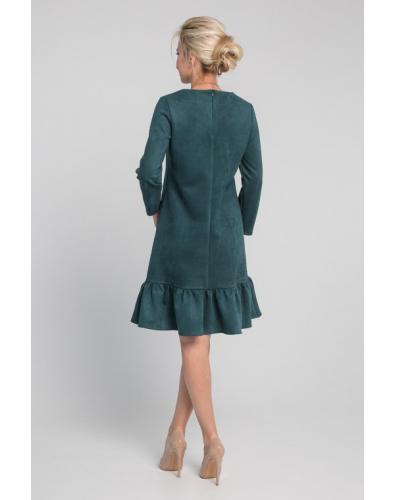 Платье 0119-02-12-01 Зеленый