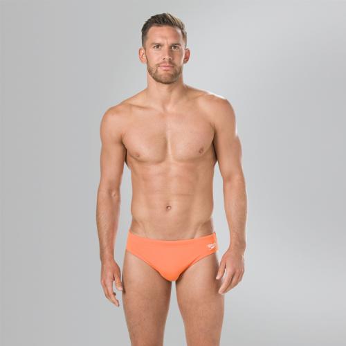 SPEEDO Essential Endurance+ 7cm Brief плавки муж, (C858) оранж