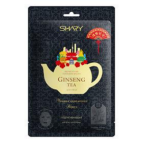 Shary Маска ферментная GINSENG TEA подтягивающая