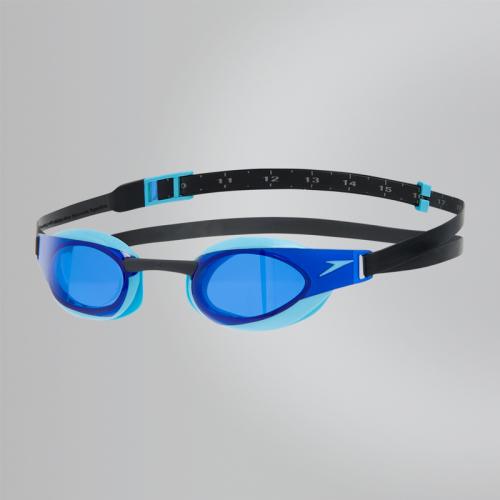 SPEEDO Fastskin Elite очки для плав., (C710) чер/гол