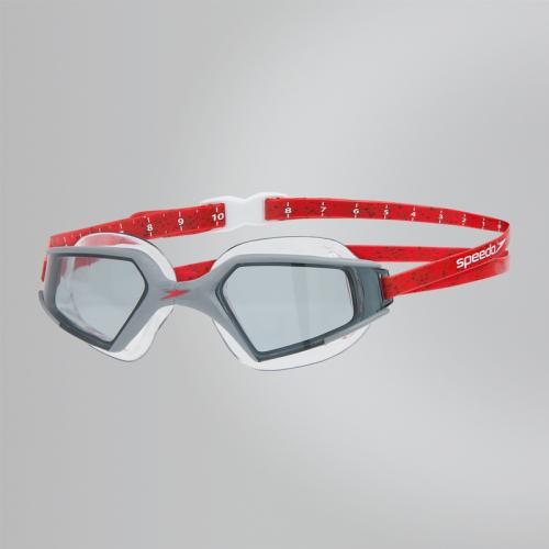 SPEEDO Aquapulse Max 2 очки для плав., (C732) чер/дым