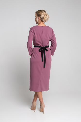 Платье 0162-01-13-00 Пудровый