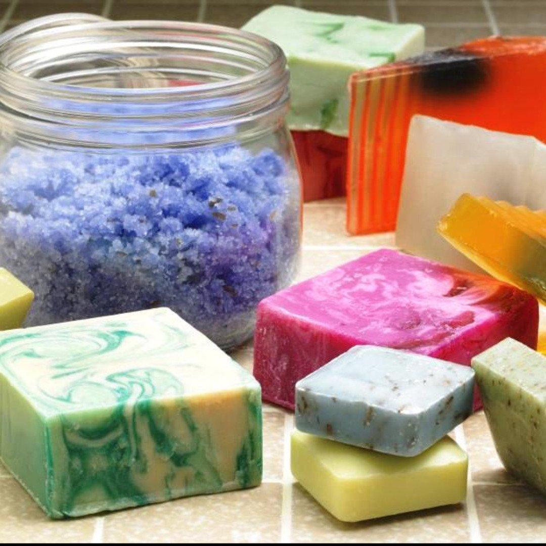 более рецепт мыла с картинками читаете