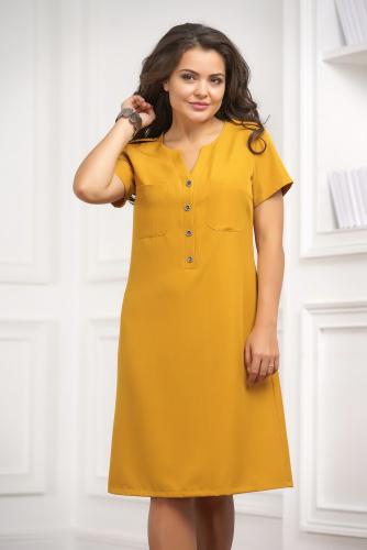 Платье 959. Лен