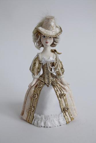 Королева в охотничем костюме 17 век