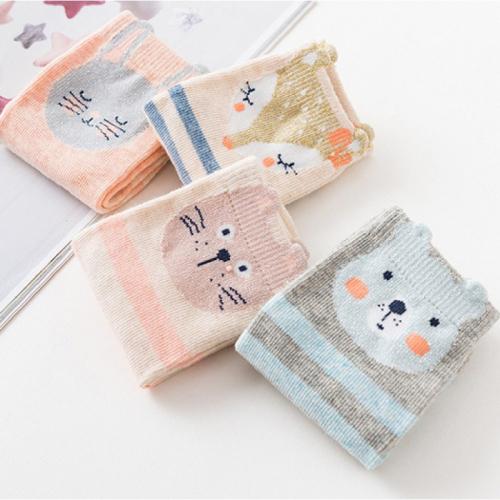 Набор детских носков «Лисенок», 4 пары C562624