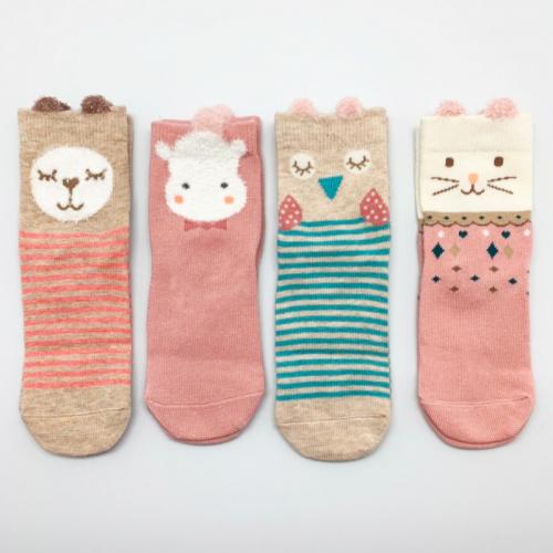 Набор детских носков «Собачка-3», 4 пары C56944-1