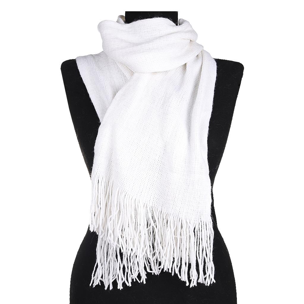 Белый шарф картинки