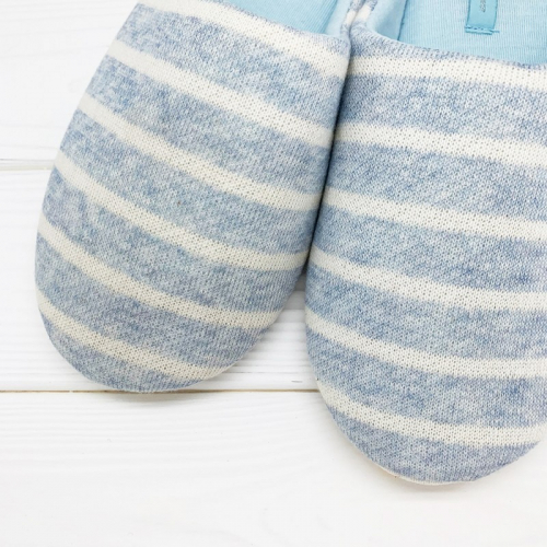 Тапочки «Конфетки» голубые H1680