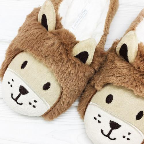 Тапочки «Львы» H1150