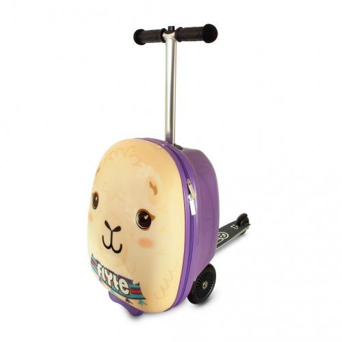 Самокат-чемодан Лама