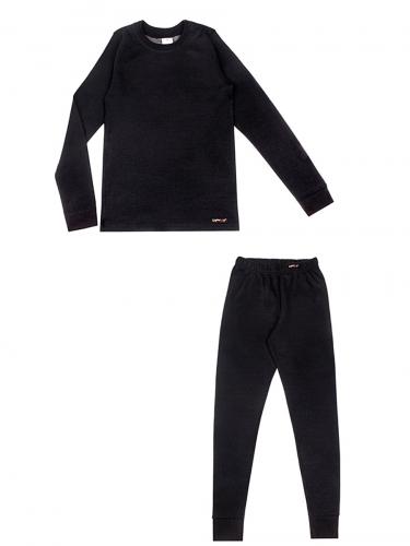 Комплект #166709Черный198/темно-серый