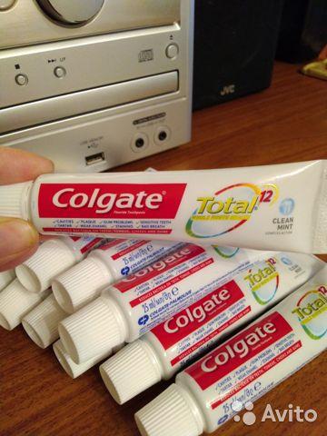 Паста Colgate (Колгейт) зубная Total 12 25 мл