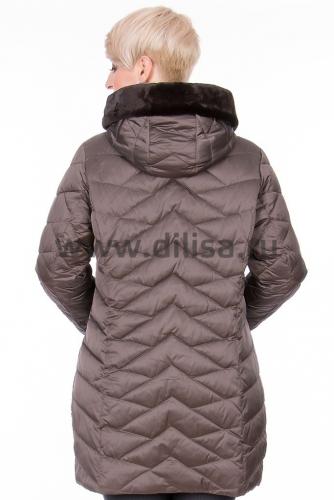 Куртка Plist 9815_Р (Кофе 1707-23)