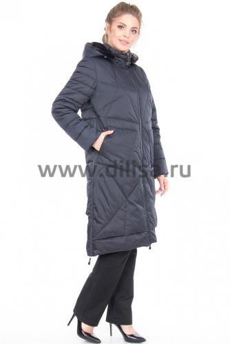 Пальто Plist 9873_Р (Темно-синий 6882-186)