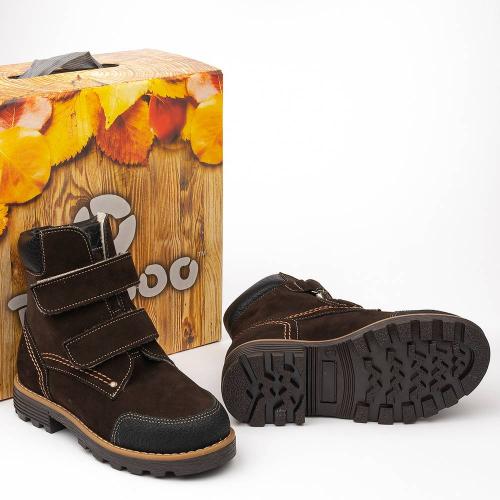 Ботинки зимние детские FT-23013.18-OL13O.01