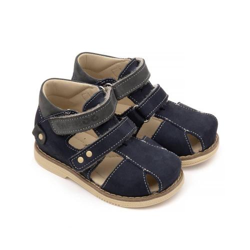 Туфли открытые для мальчика FT-26038.20-OL08O.01