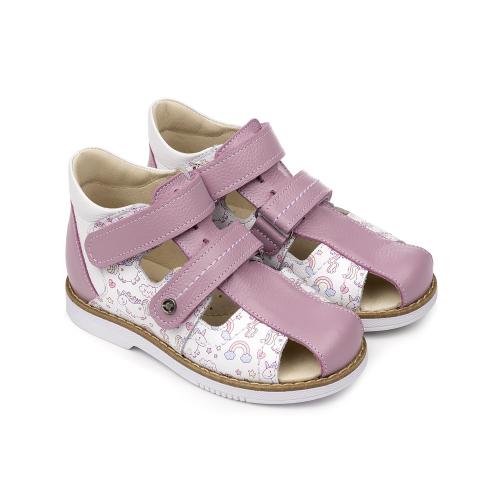 Туфли открытые для девочки FT-26033.20-OL20O.01