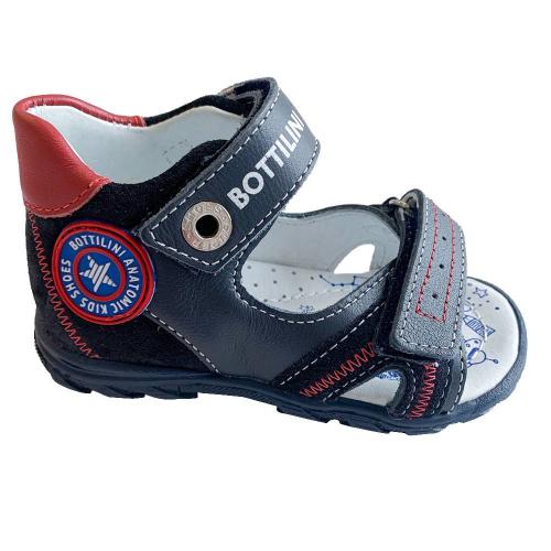 Туфли открытые для мальчика SO-133(48)