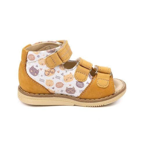 Туфли открытые детские FT-26034.20-OL46O.01