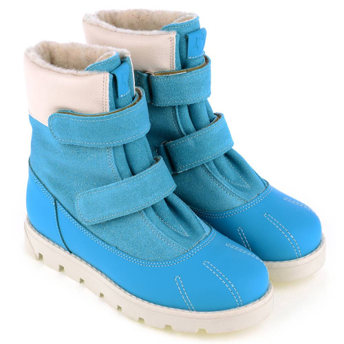 Ботинки зимние для девочки FT-23010.17-FL25O.01