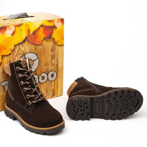 Ботинки зимние детские FT-23014.18-WL13O.01