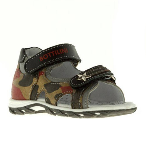 Туфли открытые для мальчика SO-222(1)