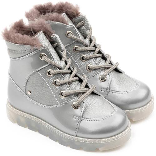 Ботинки зимние для девочки FT-23016.20-FL17O.01