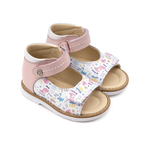 Туфли открытые для девочки FT-26011.20-OL05O.02