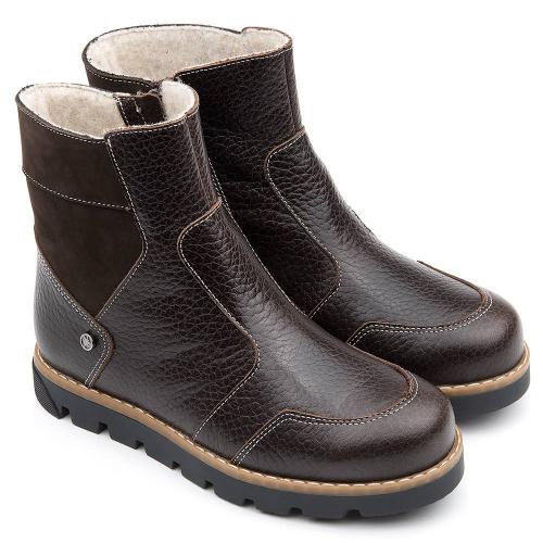 Ботинки зимние для девочки FT-23022.20-OL13O.01