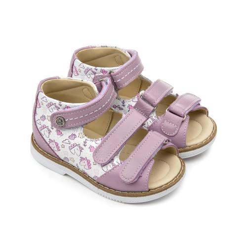 Туфли открытые для девочки FT-26034.20-OL02O.01