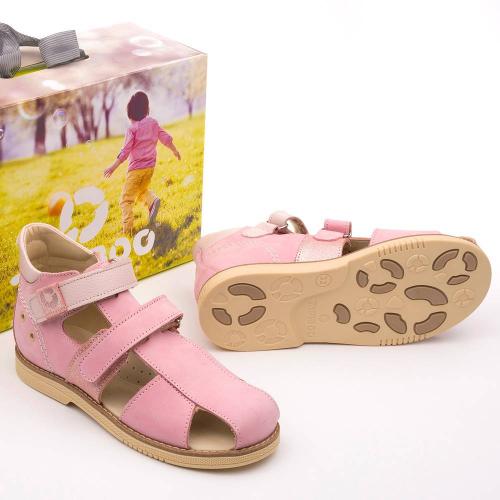 Туфли открытые для девочки FT-26004.18-OL05O.01