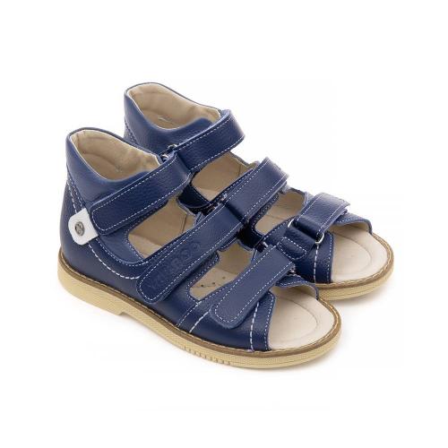 Туфли открытые для мальчика FT-26028.20-OL08O.02
