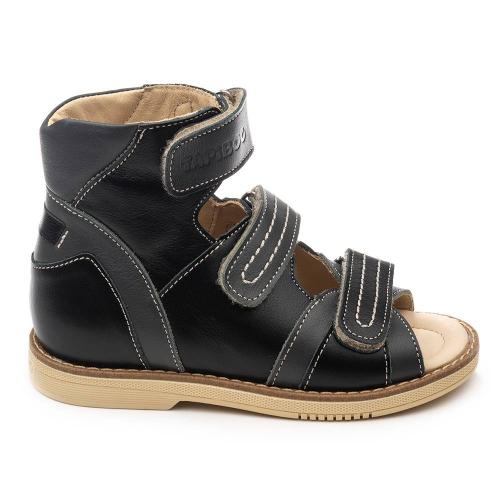 Туфли открытые для мальчика FT-26016.19-SL12O.01