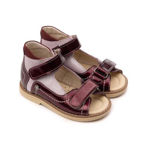 Туфли открытые для девочки FT-26025.20-OL06O.01