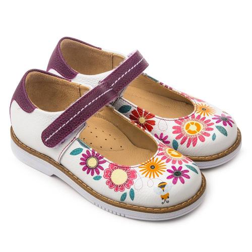 Туфли для девочки FT-25009.19-OL48O.01