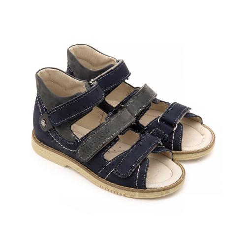 Туфли открытые для мальчика FT-26028.20-OL08O.01